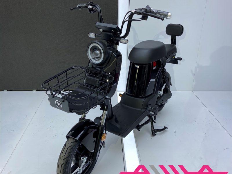 E350 Negra scaled AIMA Peru - Motos Electricas Peru
