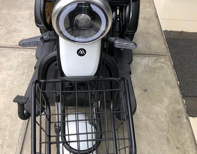 1 MIQI Blanca AIMA Peru - Motos Electricas Peru