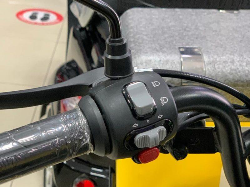 4 Xioma amarilla 1 AIMA Peru - Motos Electricas Peru