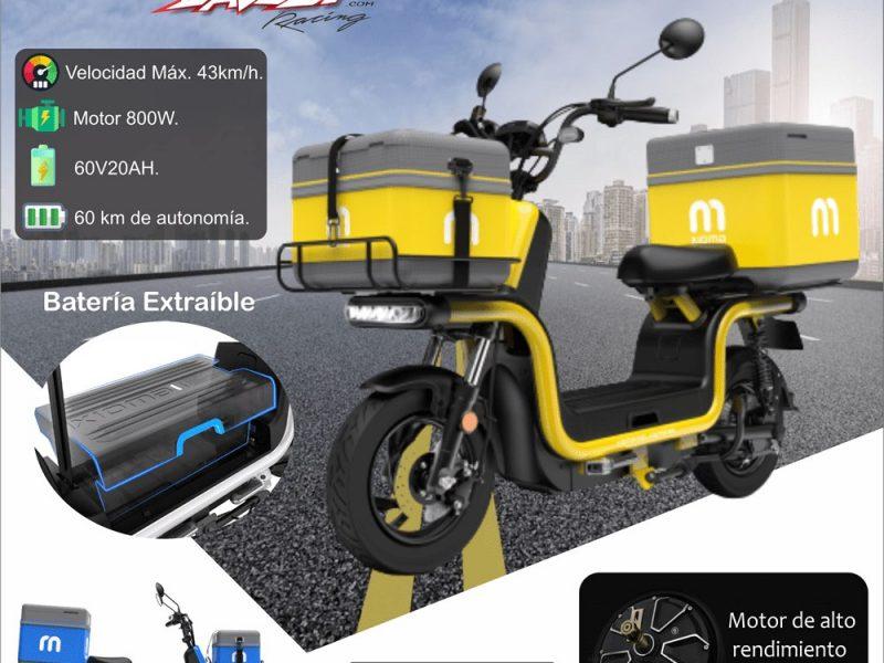 AIMA Peru - Motos Electricas Peru