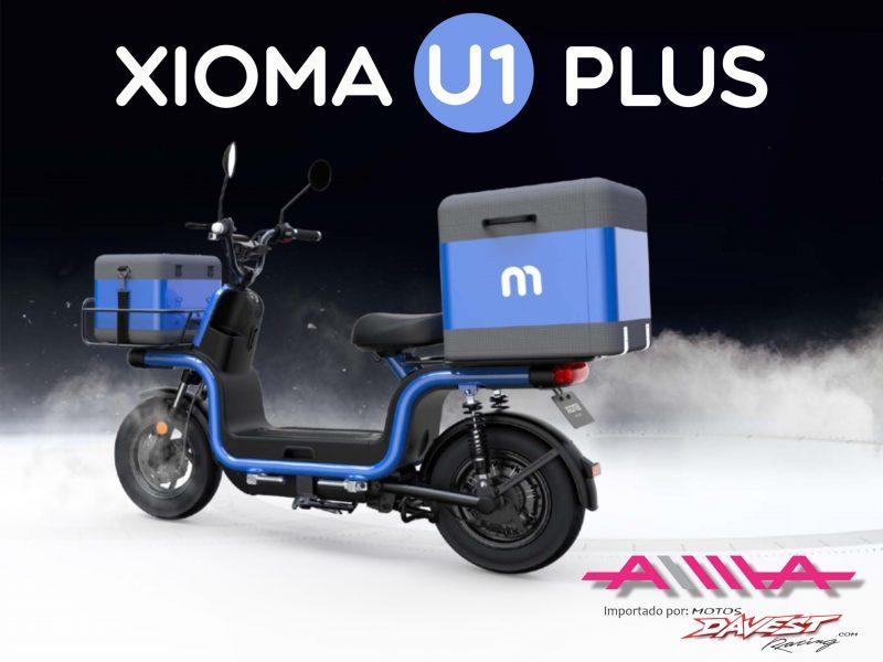 Xioma u1 scaled AIMA Peru - Motos Electricas Peru