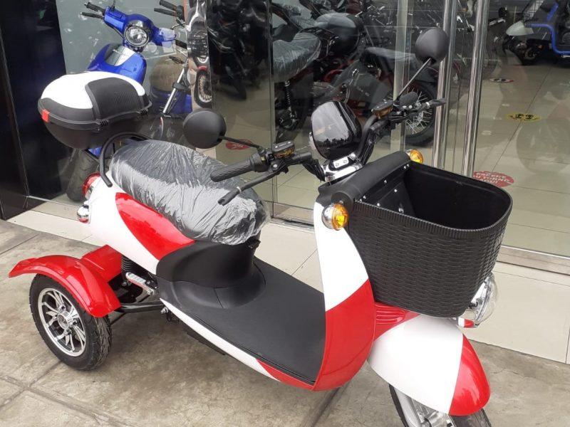 Etrike Z11 13 Copy AIMA Peru - Motos Electricas Peru