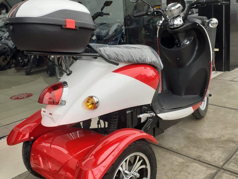 Etrike Z11 2 Copy AIMA Peru - Motos Electricas Peru