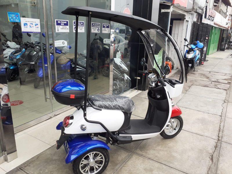 Etrike Z18 1 AIMA Peru - Motos Electricas Peru