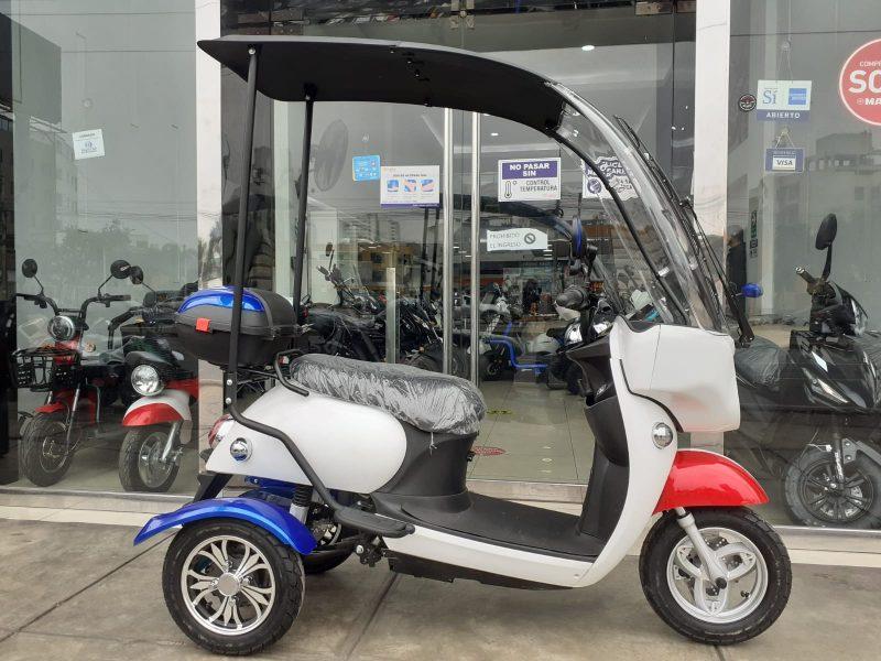 Etrike Z18 10 AIMA Peru - Motos Electricas Peru
