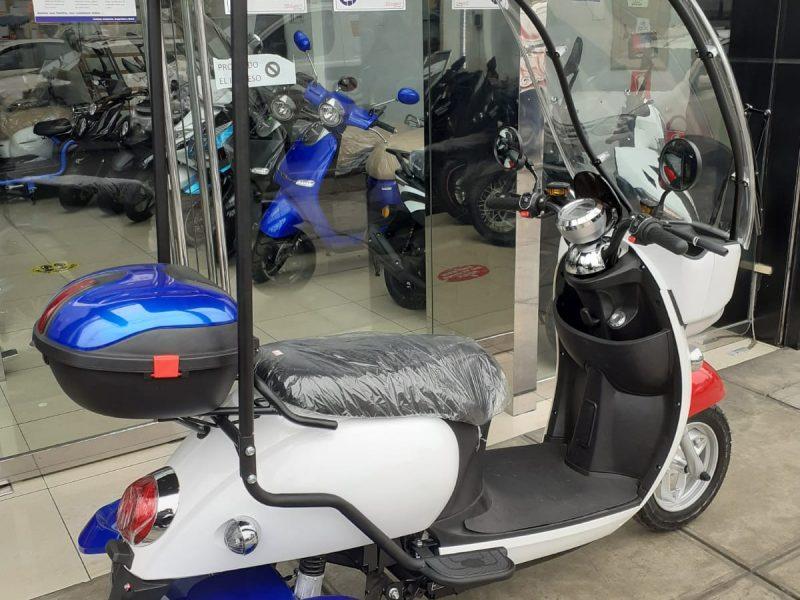 Etrike Z18 14 AIMA Peru - Motos Electricas Peru