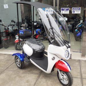 Etrike Z18 7 Copy AIMA Peru - Motos Electricas Peru