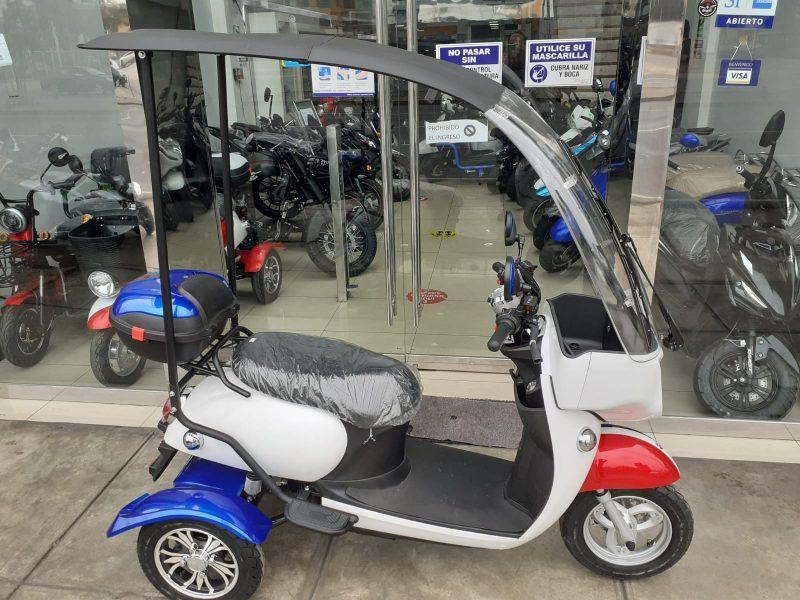 Etrike Z18 9 AIMA Peru - Motos Electricas Peru